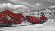 Terex Finlay presenta su nueva trituradora de impacto I-140