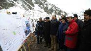 Chile inicia la construcción del nuevo paso fronterizo Los Libertadores
