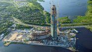 El rascacielos más alto de Europa se eleva en Rusia