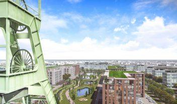 Epiroc allana el camino para la construcción del barrio ESSEN 51 en Alemania