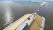 Argentina licita construcción de puente sobre río Paraná Miní