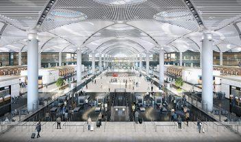 Peri participa en el nuevo aeropuerto de Estambul