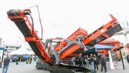 La criba modular de Sandvik ofrece una solución de triturado versátil