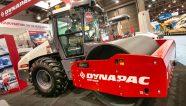 Un innovador paquete de compactación autónoma de Dynapac y Trimble